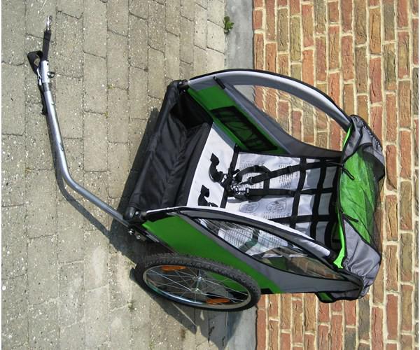 cykelanhænger silvan