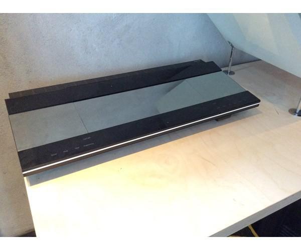stereoanl g bang olufsen beocenter 9300 stereoanl g fra b o indbygget cd radio. Black Bedroom Furniture Sets. Home Design Ideas