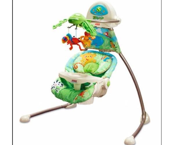 elektrisk babygynge
