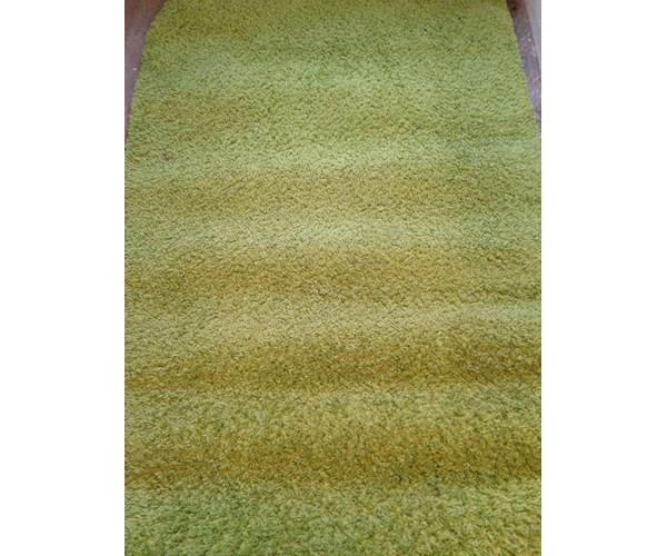 Ny Gulvtæppe, b: 130 l: 195 Grønt tæppe fra ikea til salg. UI08