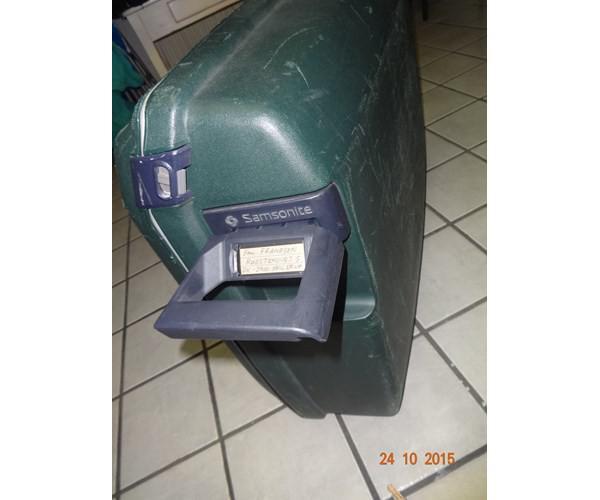 26f51887b038 75 H B Samsonite Kuffert Med 57 Kuffert Hjul L 22 2 Hardcase wAXEHqT