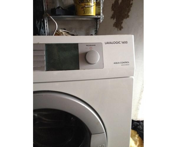 aeg vaskemaskine lavalogic frontbetjent defekt maskine til dele motor virker display. Black Bedroom Furniture Sets. Home Design Ideas