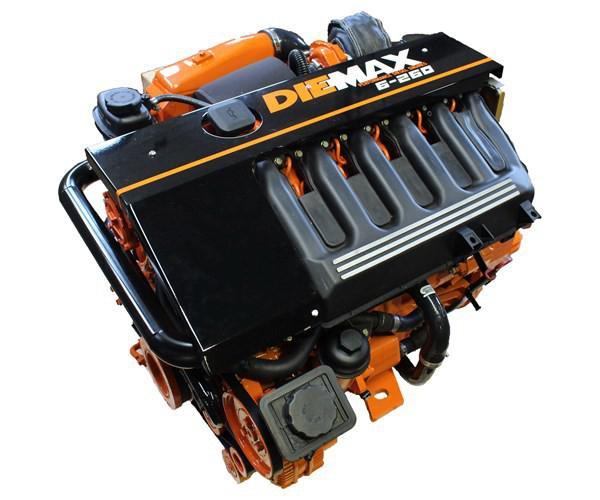 Rørig Indenbordsmotor, DIEMAX, 260 hk, 3 l, diesel DIEMAX Performance FQ-83